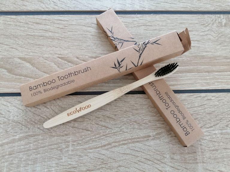 Cepillo de dientes Ecowood